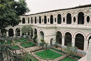 Lima_Convento_San_Fransisco_Courtyard