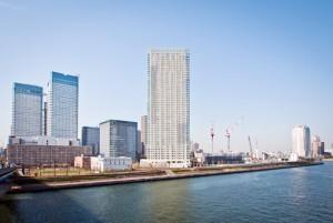Harumi Residential Towers
