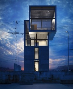 Tadao-Ando-4x4-House