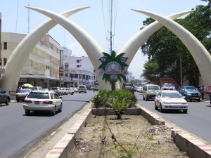 (Kenya) - Mombasa - Mombasa Tusks