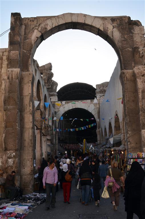 Al-Hamidiyah Souq | Architecture for Non Majors