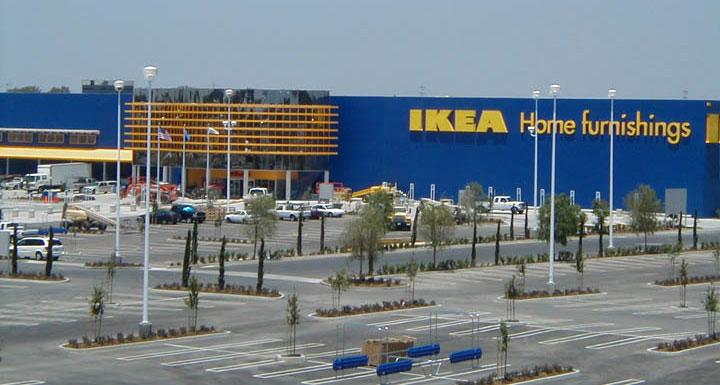 Ikea In Costa Mesa Architecture For